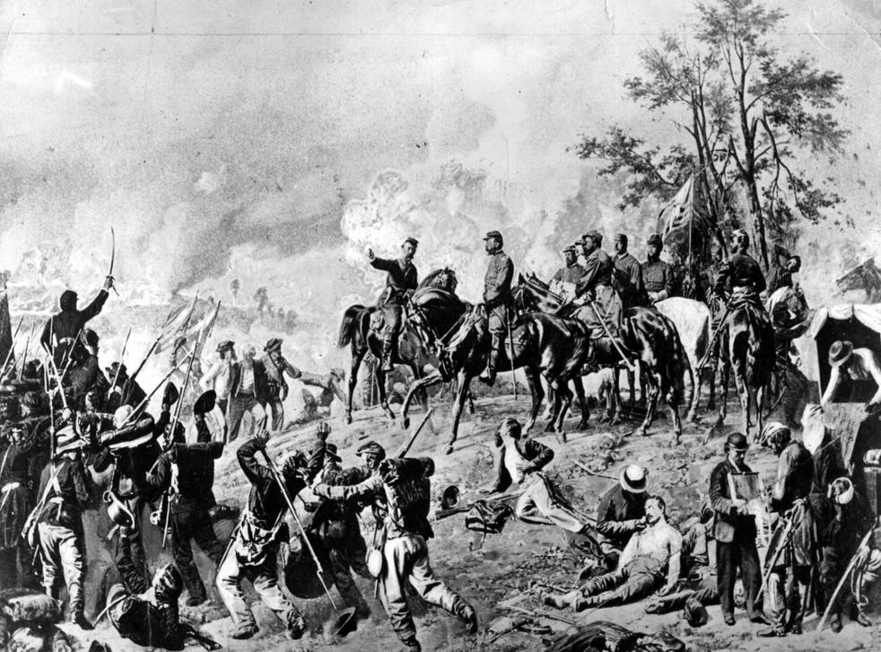 The US Civil War left more than one million dead and triggered reverberations still being felt today
