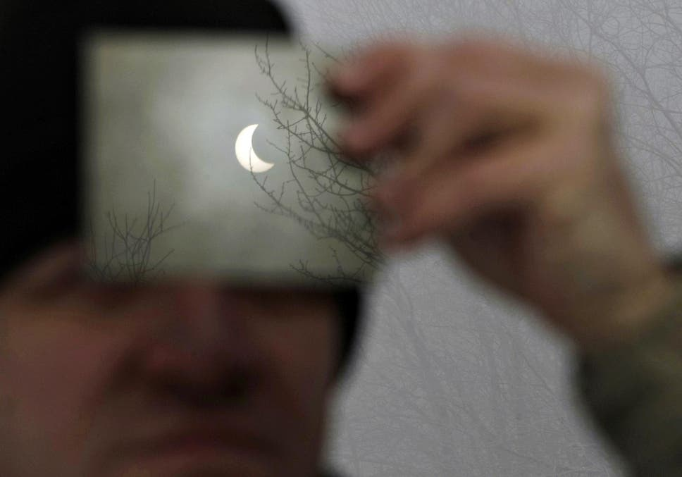 What time is the eclipse? Maps, path, safety tips and everything you ...
