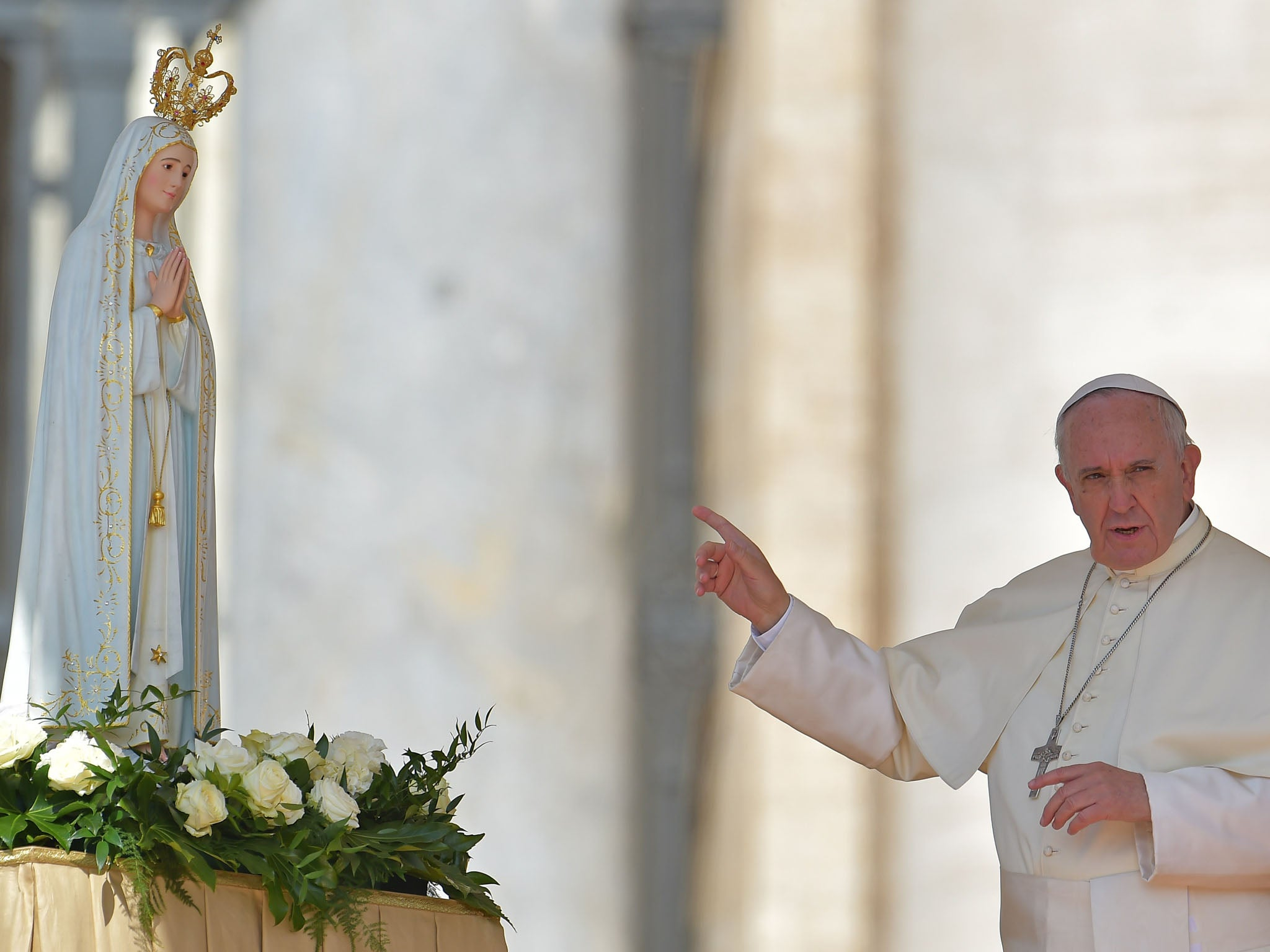 Our Lady Of Fatima Latest News Breaking Stories And Comment