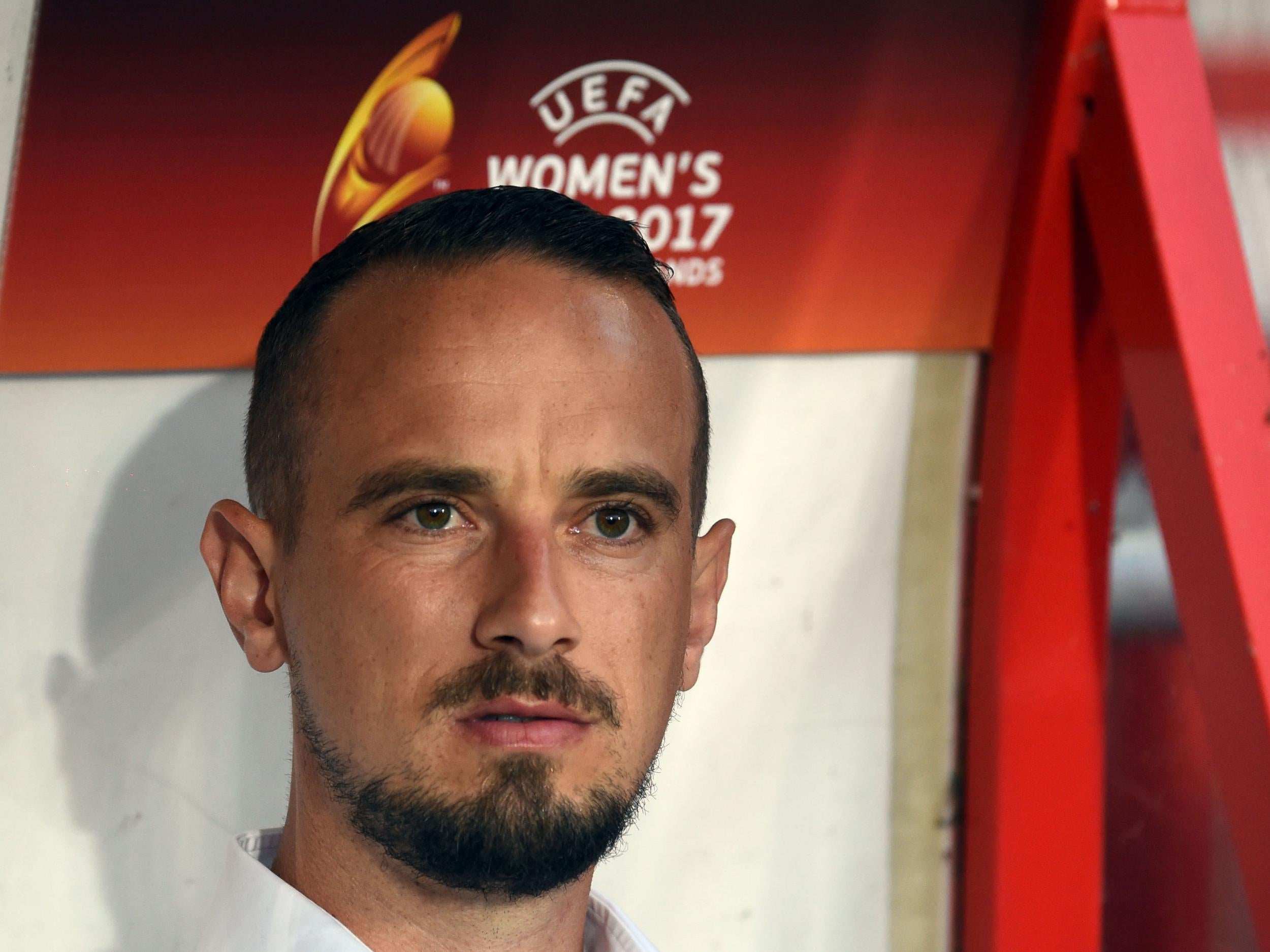 Mark Sampson's future as England manager under pressure after alleged 'Ebola' comment