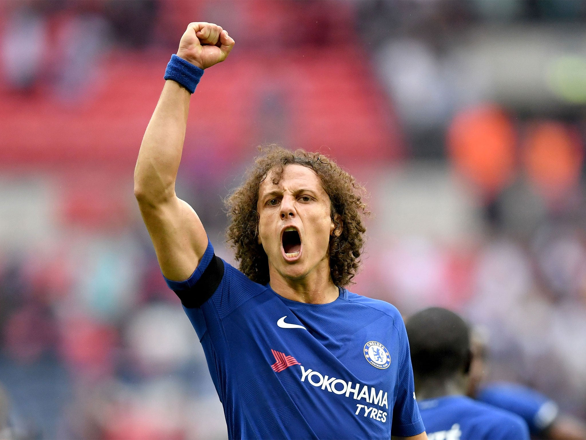 David Luiz s midfield display rewarded Antonio Conte s bold