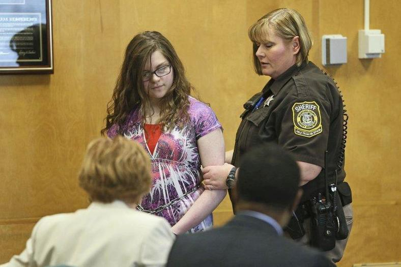Teenage girl admits stabbing classmate 19 times 'to appease Slender