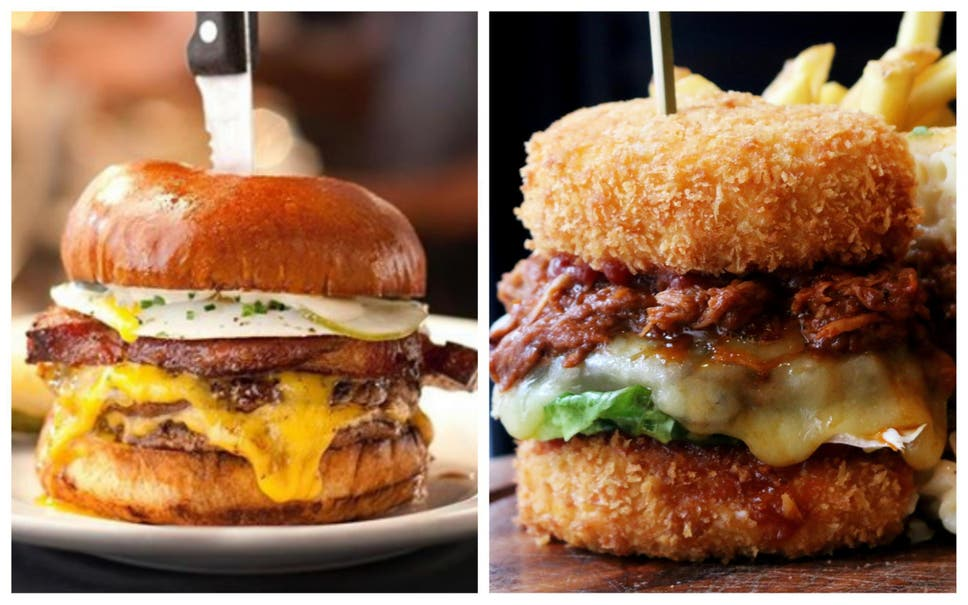 These are the worlds best burgers the independent these are the worlds best burgers fandeluxe Gallery