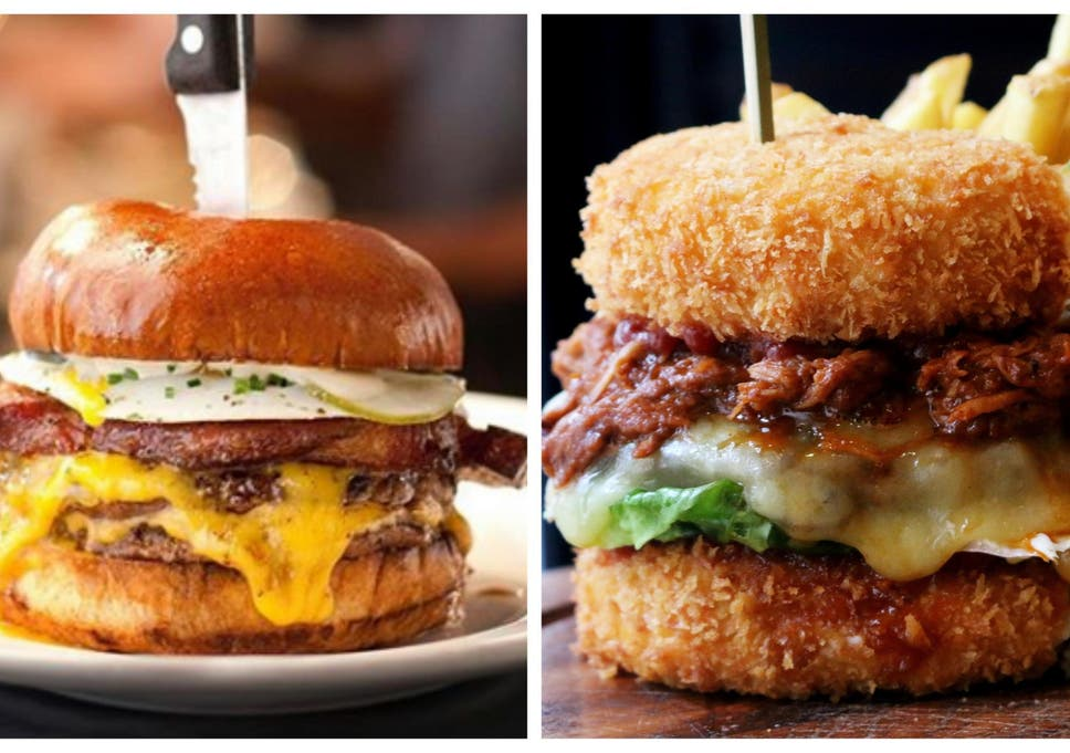 These are the worlds best burgers the independent these are the worlds best burgers fandeluxe Choice Image