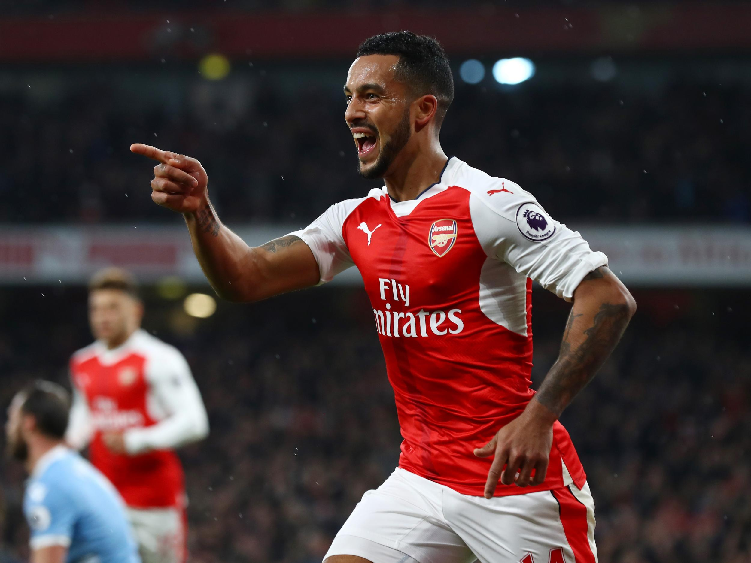 Barcelona urged to sign Theo Walcott from Arsenal after revelations about Jean Seri in Spain