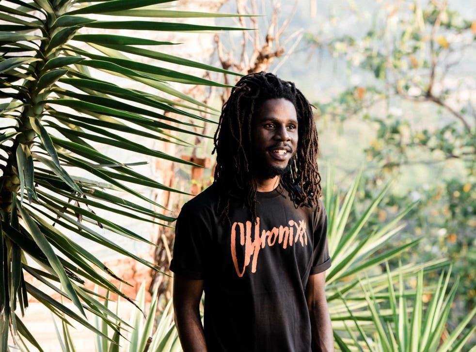 Jamar McNaughton, popularly known as Chronixx, is a rising star of reggae