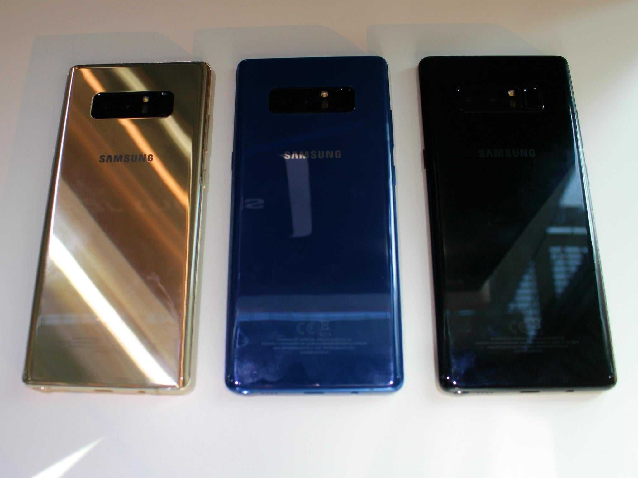 Samsung Galaxy Note 8: Release date, price, specs and features | The