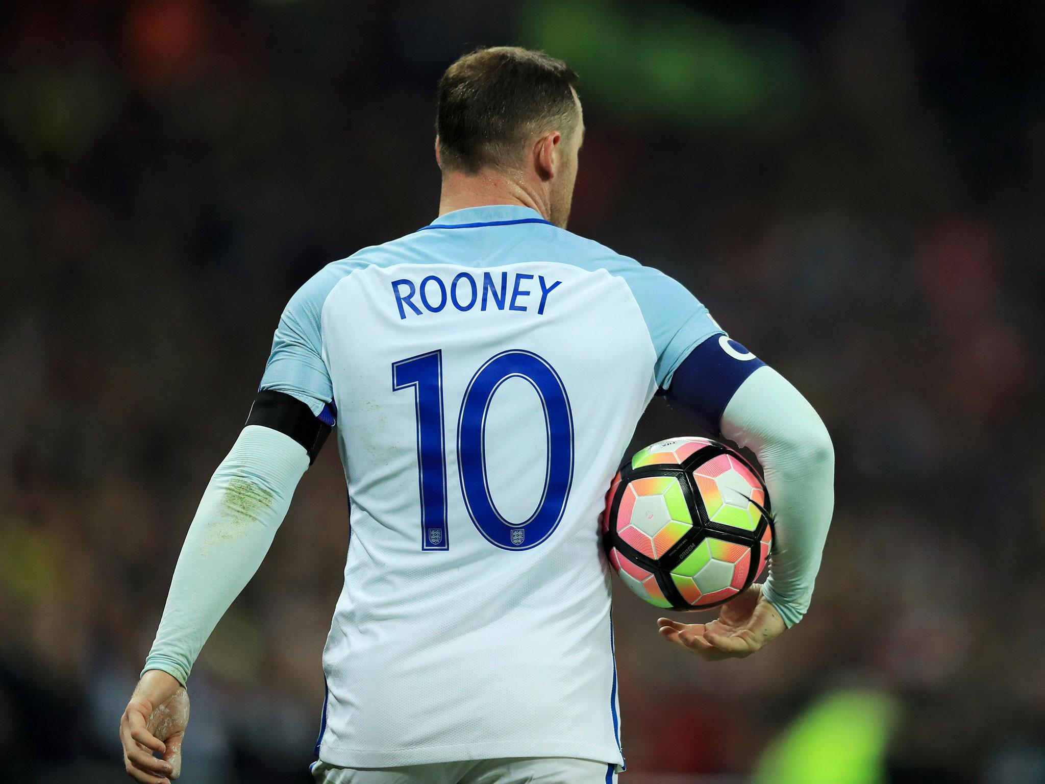 Wayne Rooney reveals why he decided to retire from England international duty