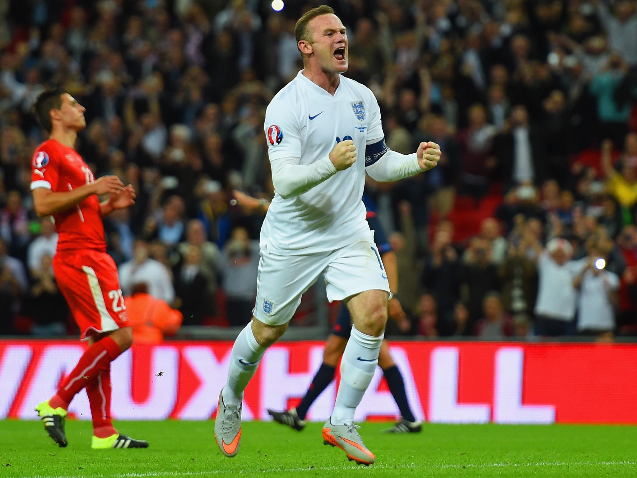 Wayne Rooney retires: England captain announces international retirement with immediate effect