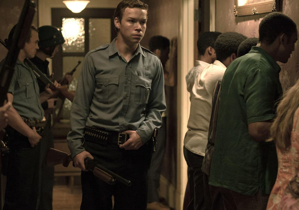 Detroit's Will Poulter: 'It was like working in an oven  I