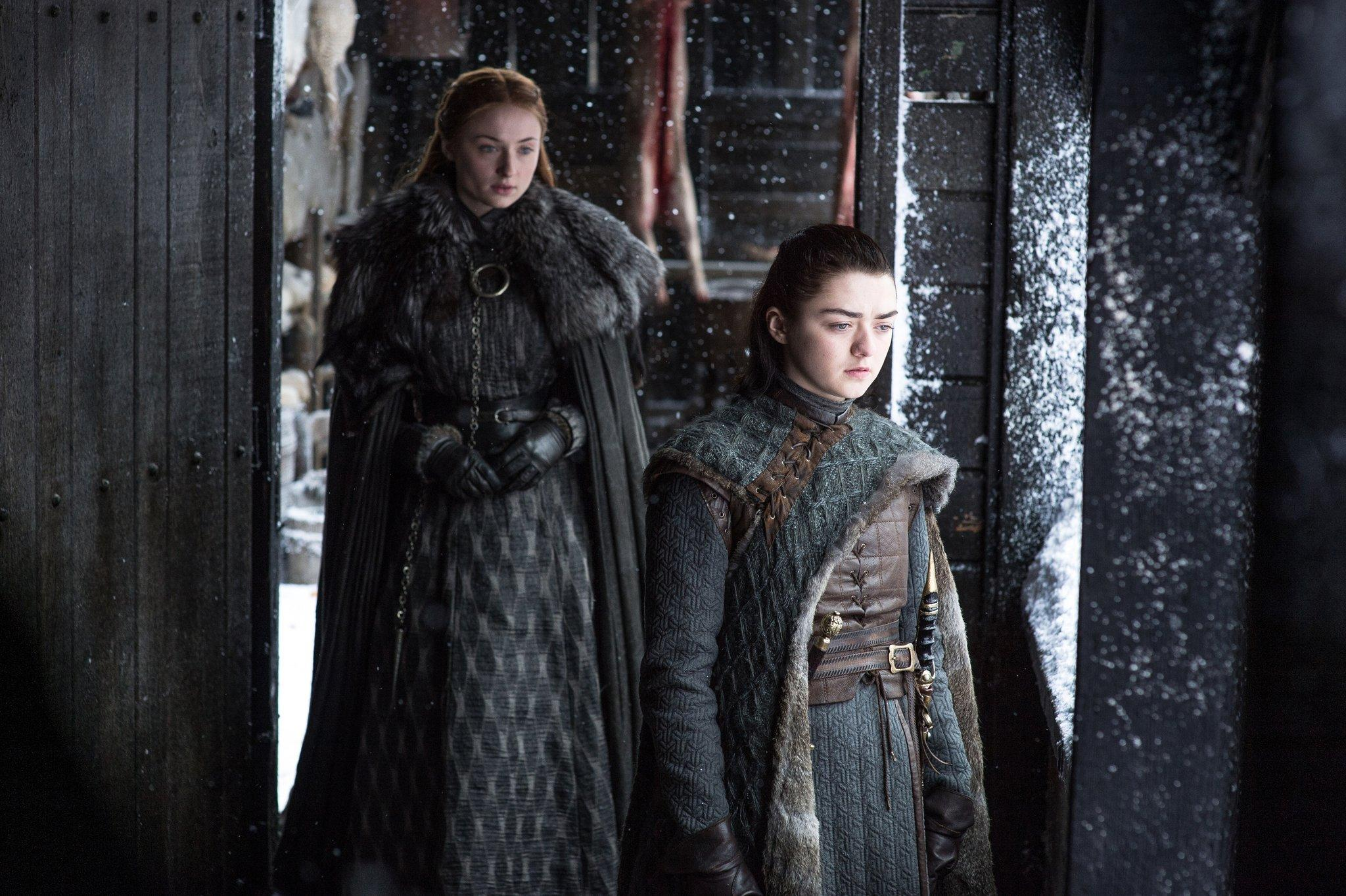 Game of Thrones season 7 episode 7 title The unexpected