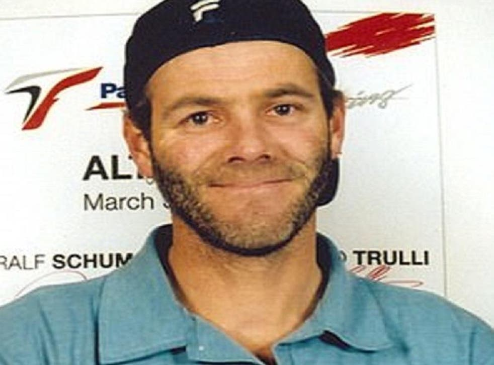 Russell Jenkin went missing in September 2006