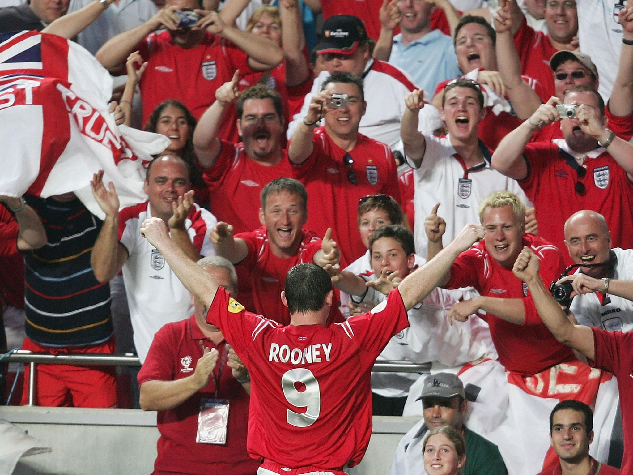 Wayne Rooney is an England great but regretfully a career with so many goals had so few tournament moments