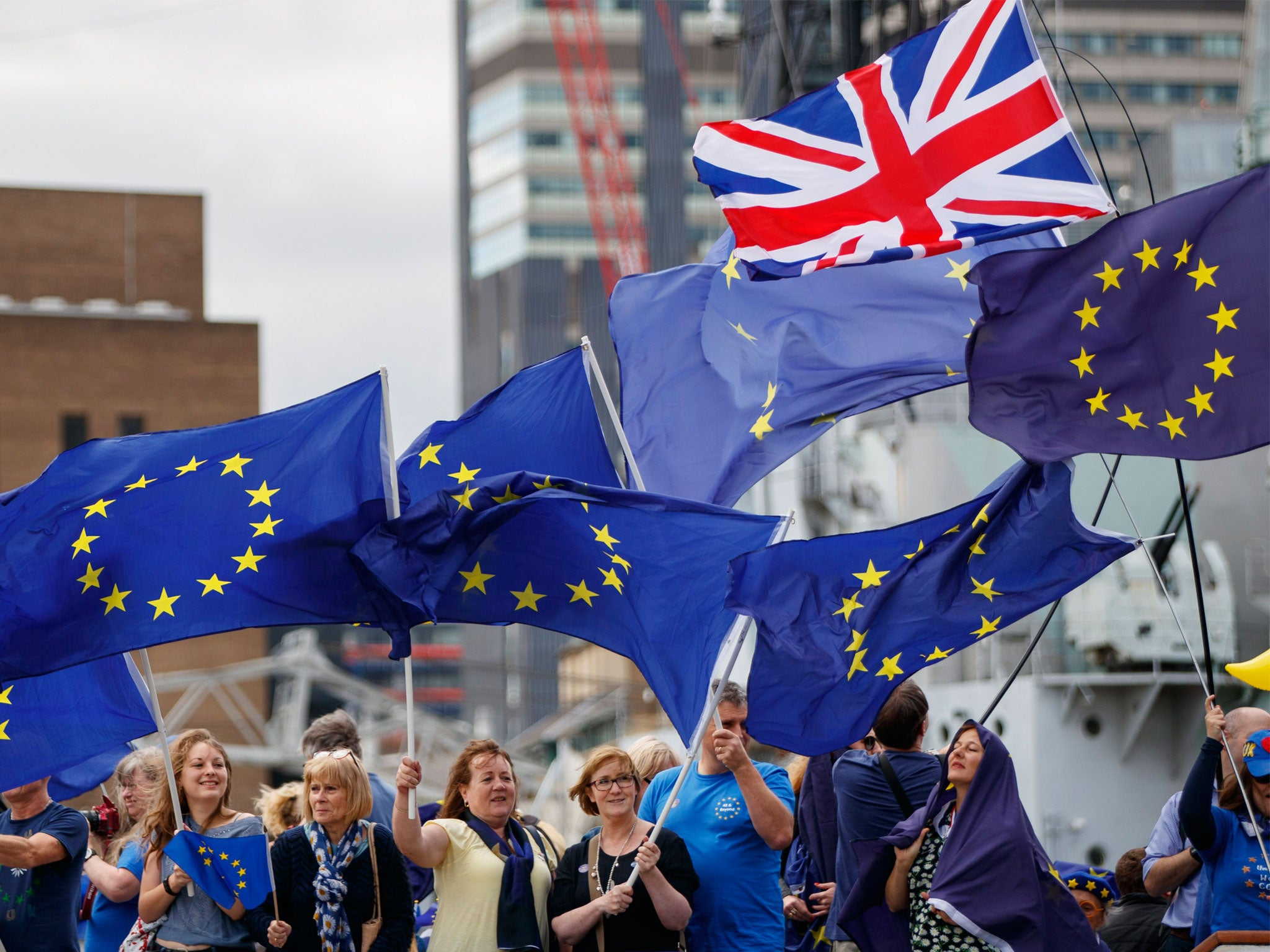 Euroscepticism plummets in Denmark as consequences of Brexit become clear