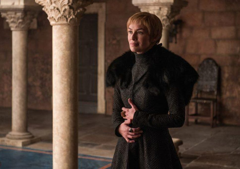 Game of Thrones: Cersei\'s black gown had twisted hidden meaning ...