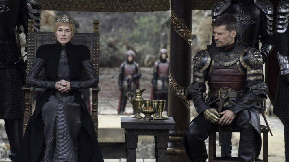 Game of Thrones season 7 'Valonqar' theory predicts