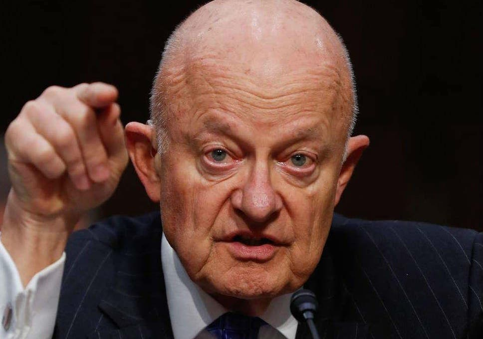 Donald Trump Attacks James Clapper After Former Intel Chief Says He