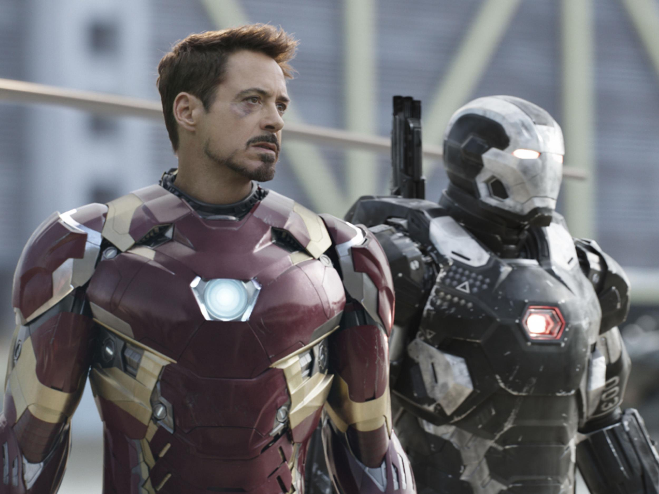 Robert Downey Jr Wants to Clean up the Earth Using Robots
