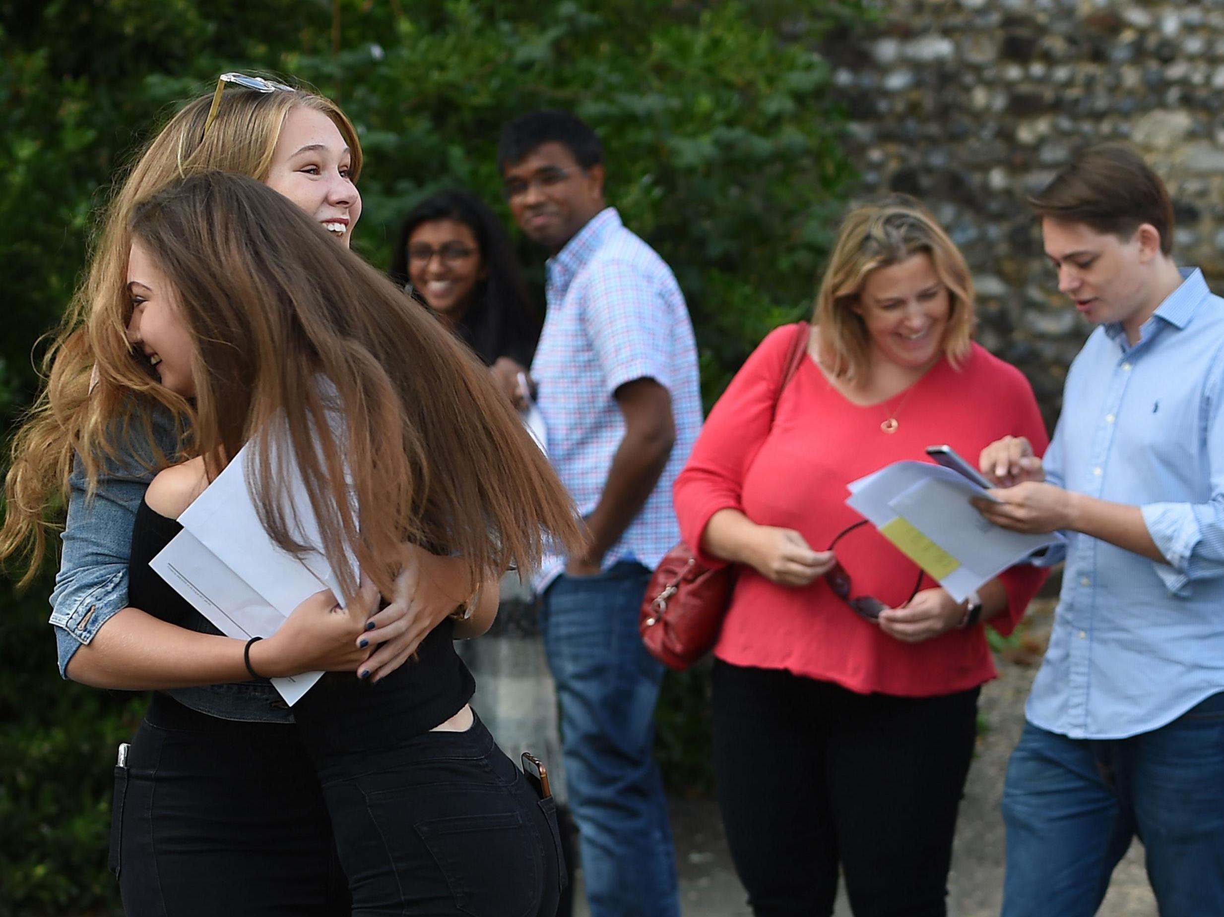GCSE results day - latest news, breaking stories and comment - The