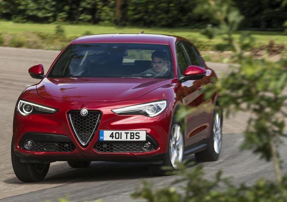 Review Alfa Romeo Stelvio 2 2 Td 210 The Independent
