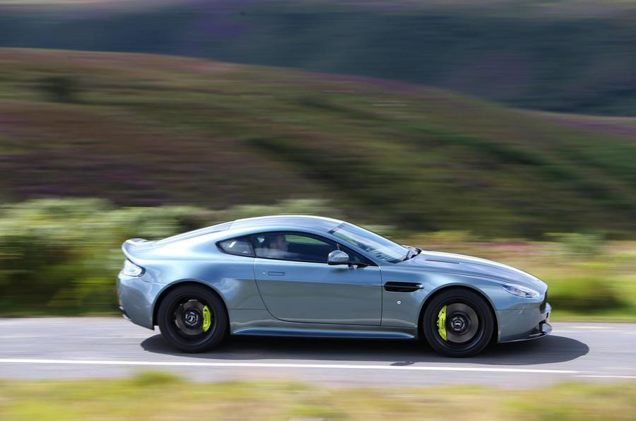 Aston Martin Latest News Breaking Stories And Comment The - Old aston martin vanquish
