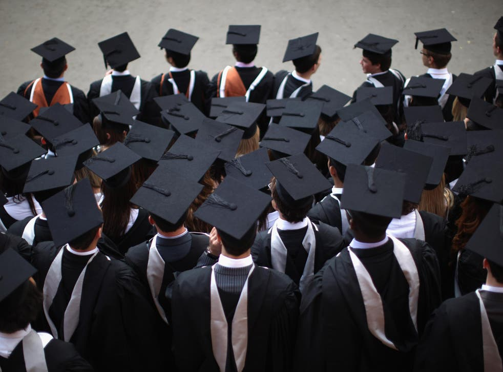 Some graduates are choosing postgraduate study as a safe haven from uncertainties such as Brexit