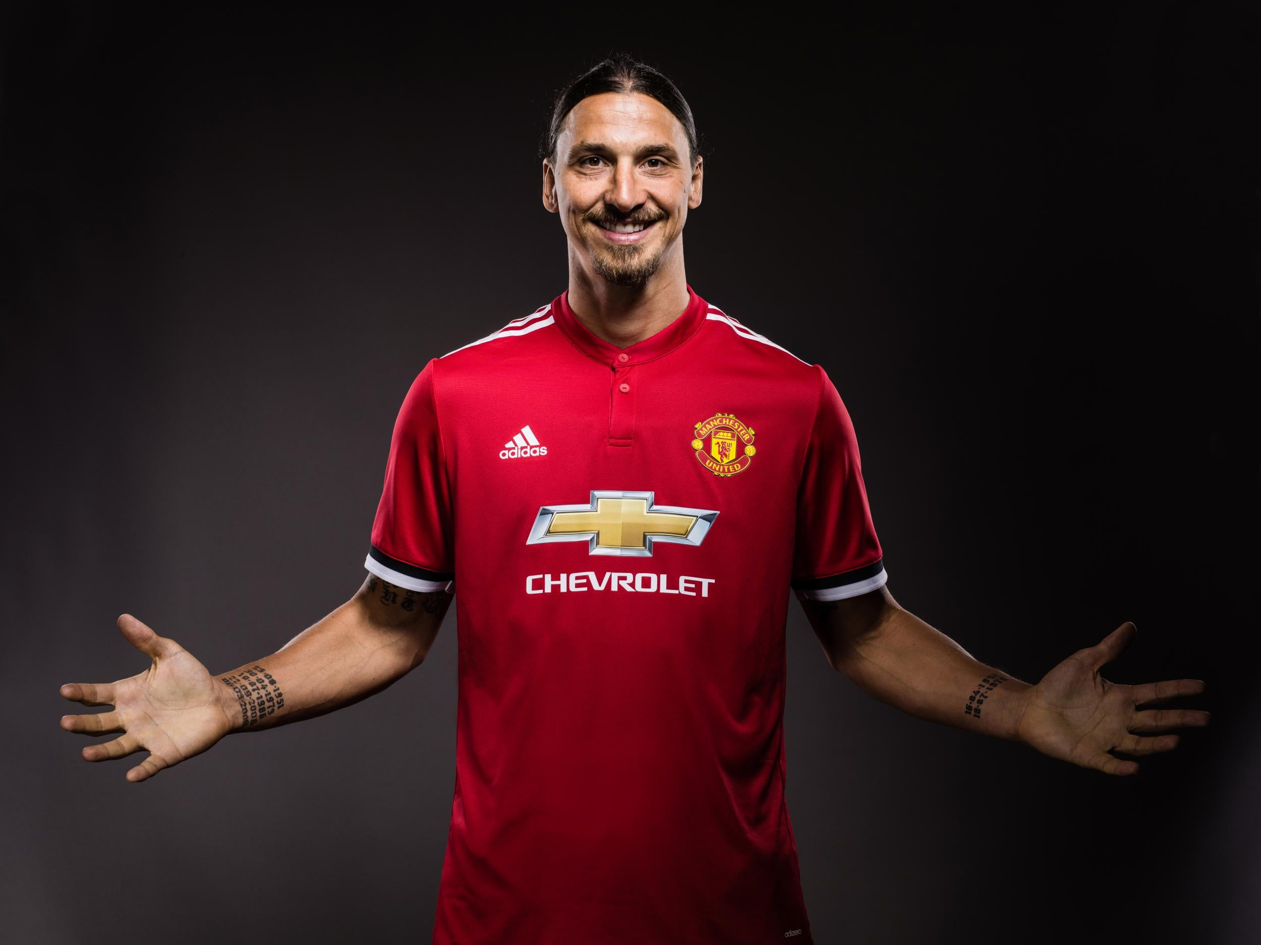 And who is Zlatan Ibrahimovic And where does he play And how does it play A long time playing