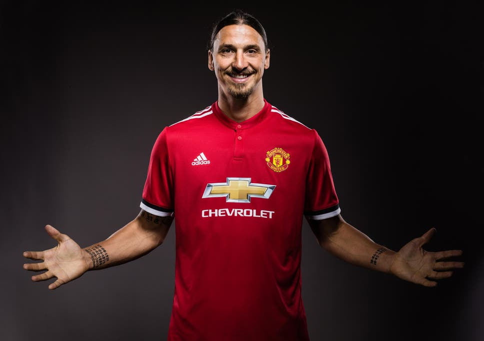 huge discount 74fcb 30e09 Zlatan Ibrahimovic reveals why he will wear number 10 shirt ...