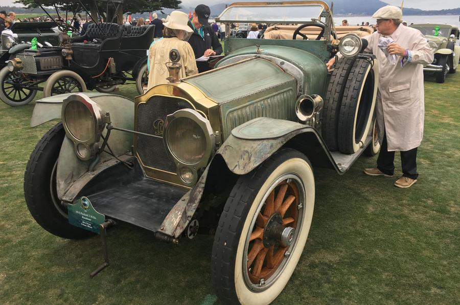 Classic cars: world\'s most exclusive autos at Pebble Beach | The ...