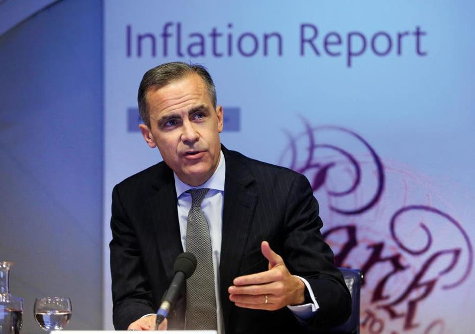 UK interest rates 'on track' to rise in November for first time in