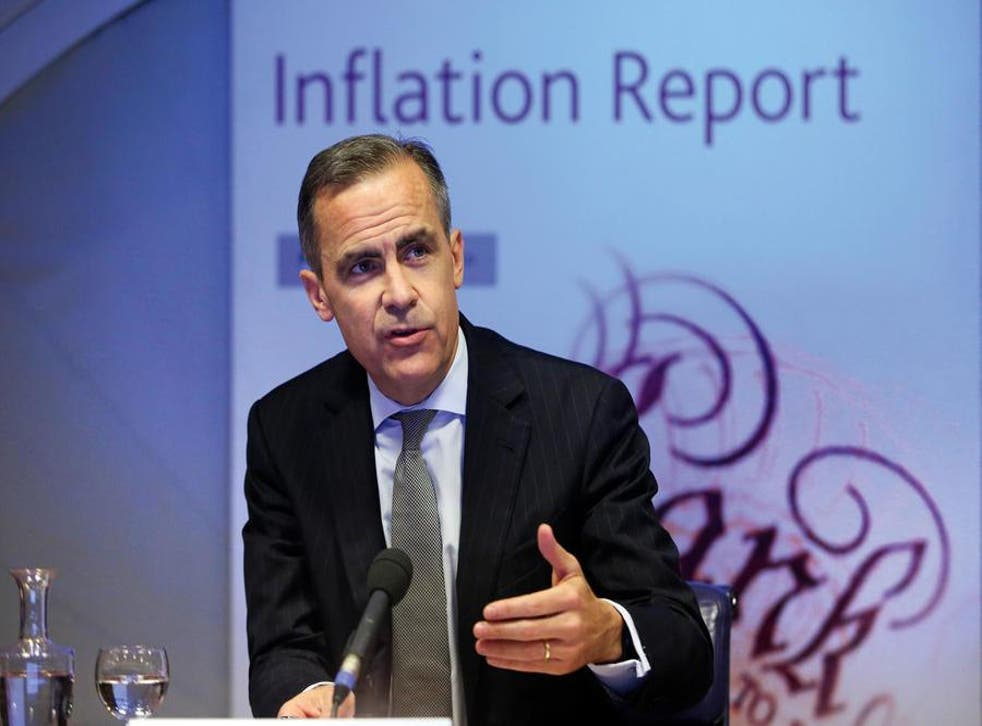 Since his arrival at the Bank of England in 2013, Mark Carney has often hinted but never followed through on interest rate hikes