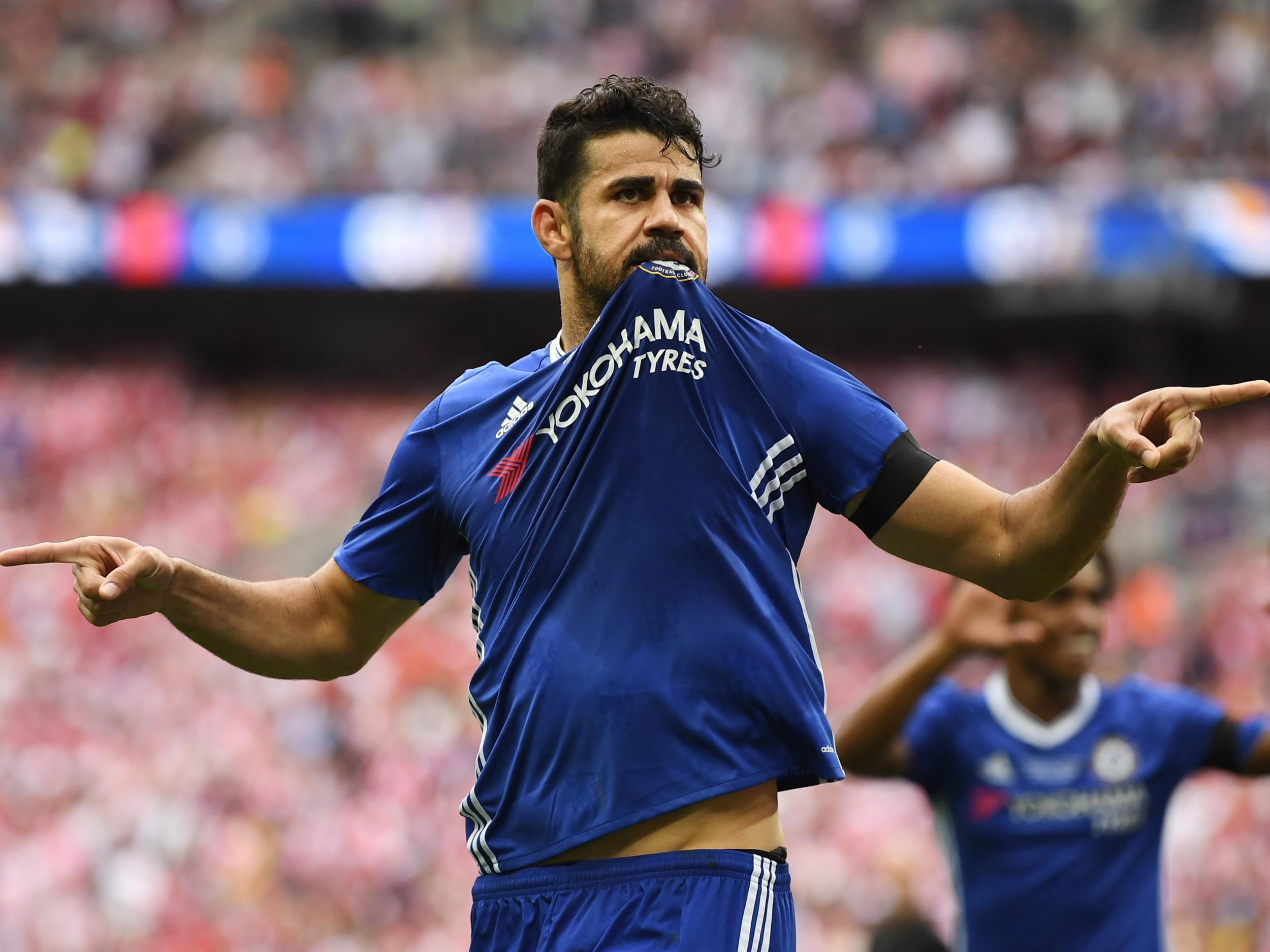 Diego Costa finally seals Chelsea exit as Atletico Madrid close