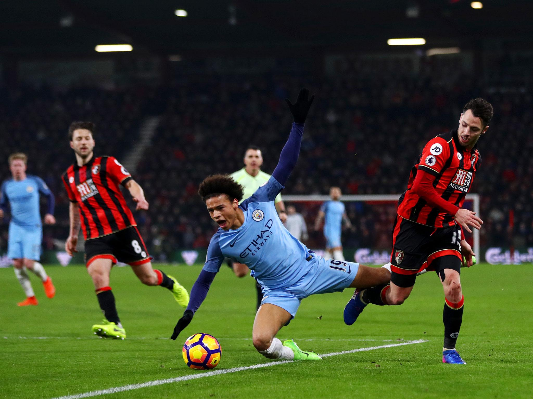 bournemouth vs man city - HD 2048×1536