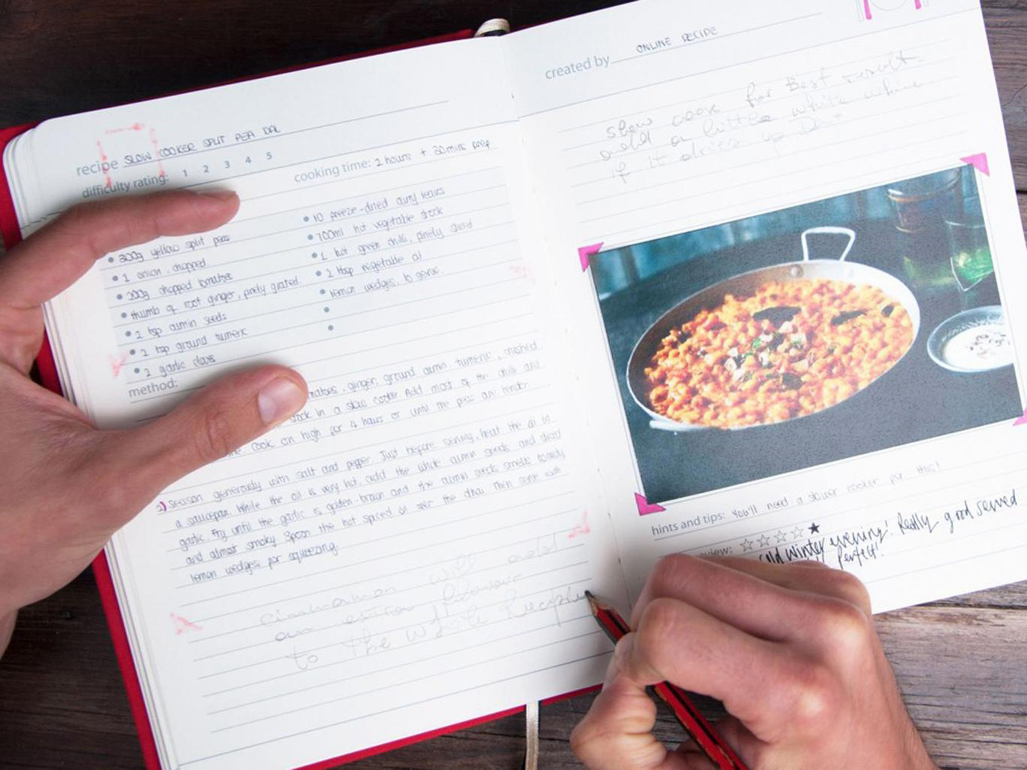 writing a recipe book Thinking of entering our celebrity bake book competition if you feel you have a recipe fabulous enough to be published alongside the likes of ina garten, nigel.