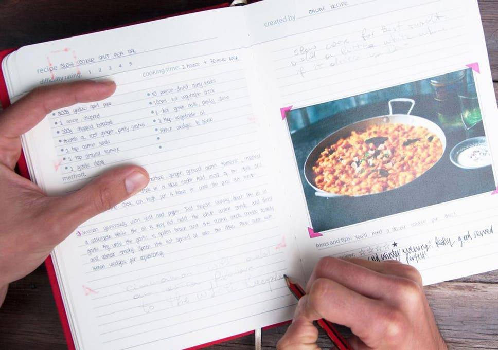9 best recipe files | The Independent