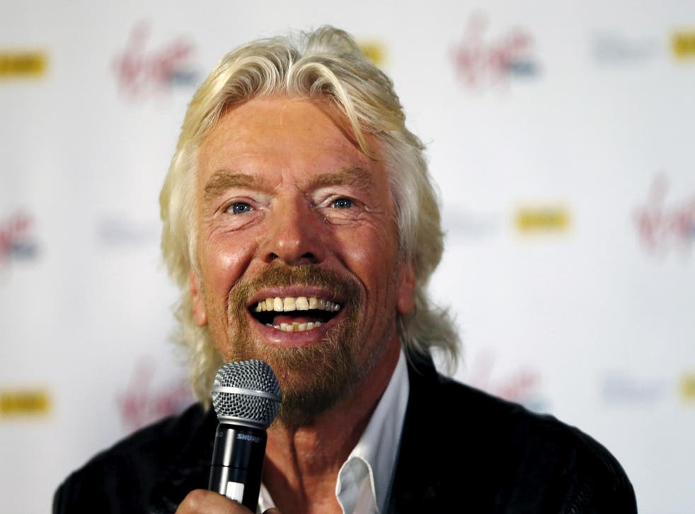 Last month, Sir Richard joined Microsoft co-founder Bill Gates and the giant US agriculture firm, Cargill, in investing in Memphis Meats, a US company that creates meat from self-producing animal cells