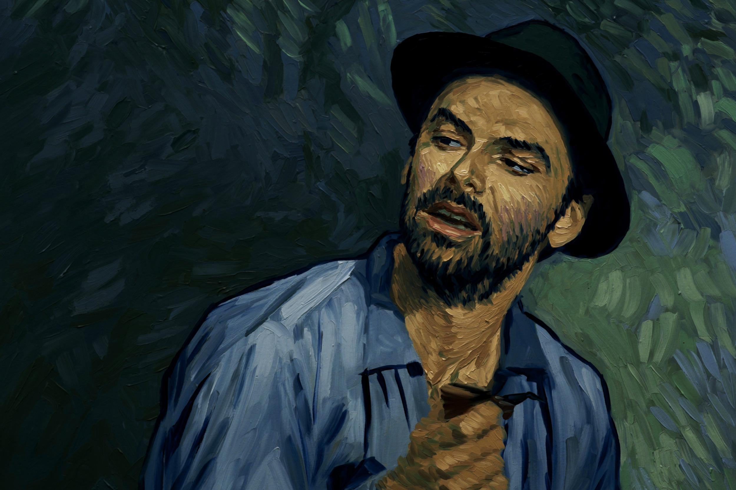 Loving Vincent trailer: World first biopic created out of 65,000 oil paintings