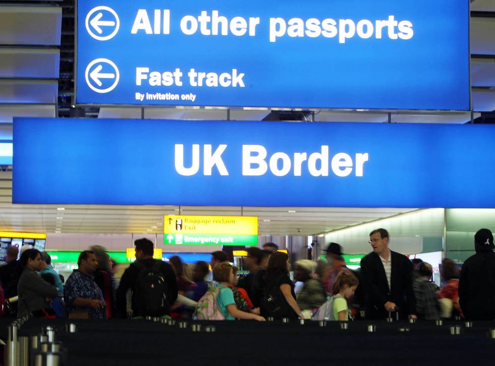 Theresa May has faced pressure to drop overseas students from official immigration figures