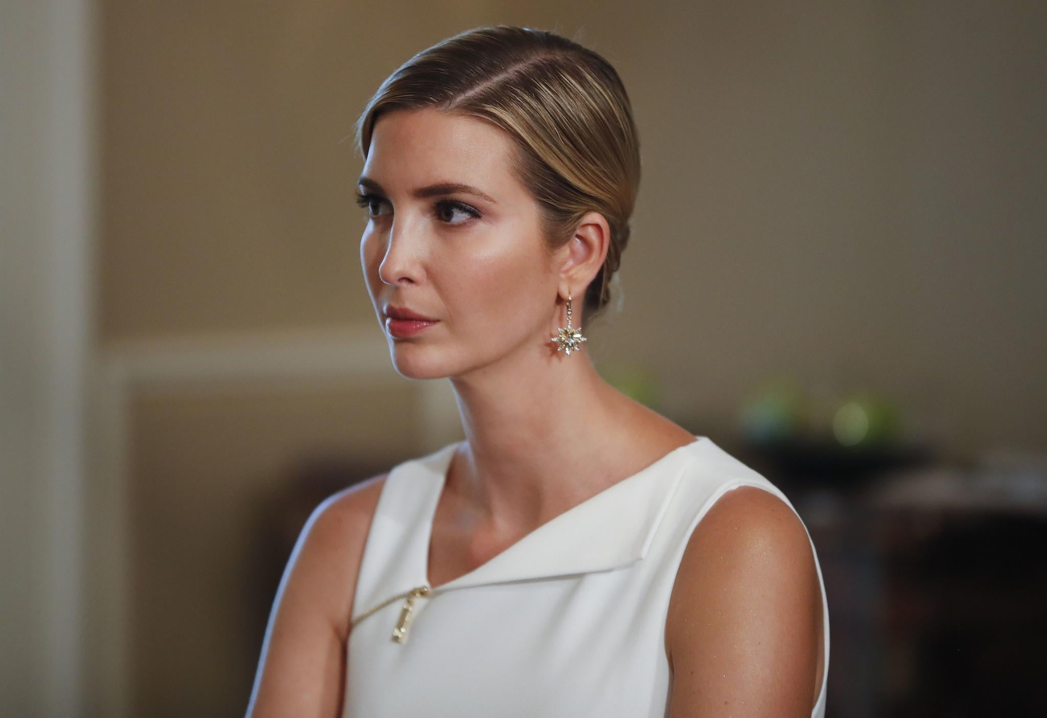 Ivanka Trump's Company Sets Sales