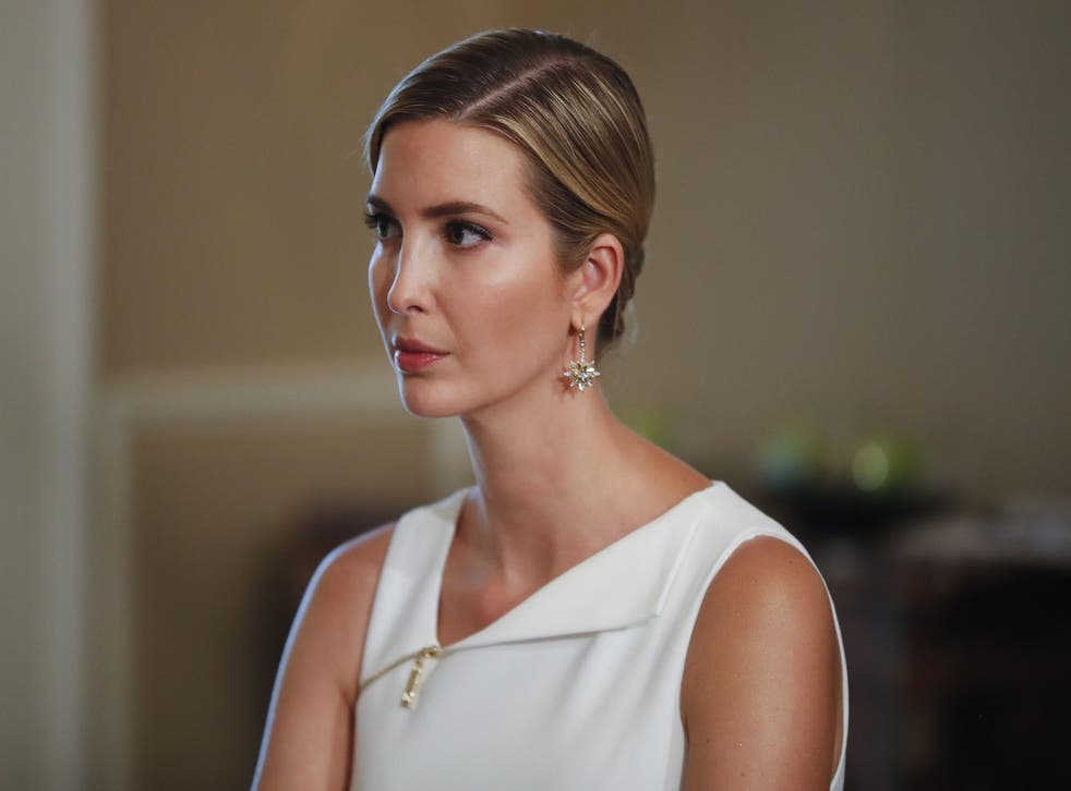 Information that once routinely appeared in private trade tracking data has vanished, leaving the identities of companies involved in 90 per cent of shipments for Ivanka Trump's companies unknown