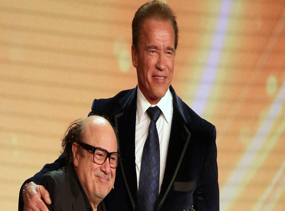Danny Devito Saved This Man S Life And Now Arnold Schwarzenegger Is Passing On His Message Indy100 Indy100