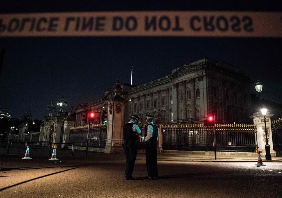 Buckingham Palace Sword Attack Jury Fails To Reach Verdict On