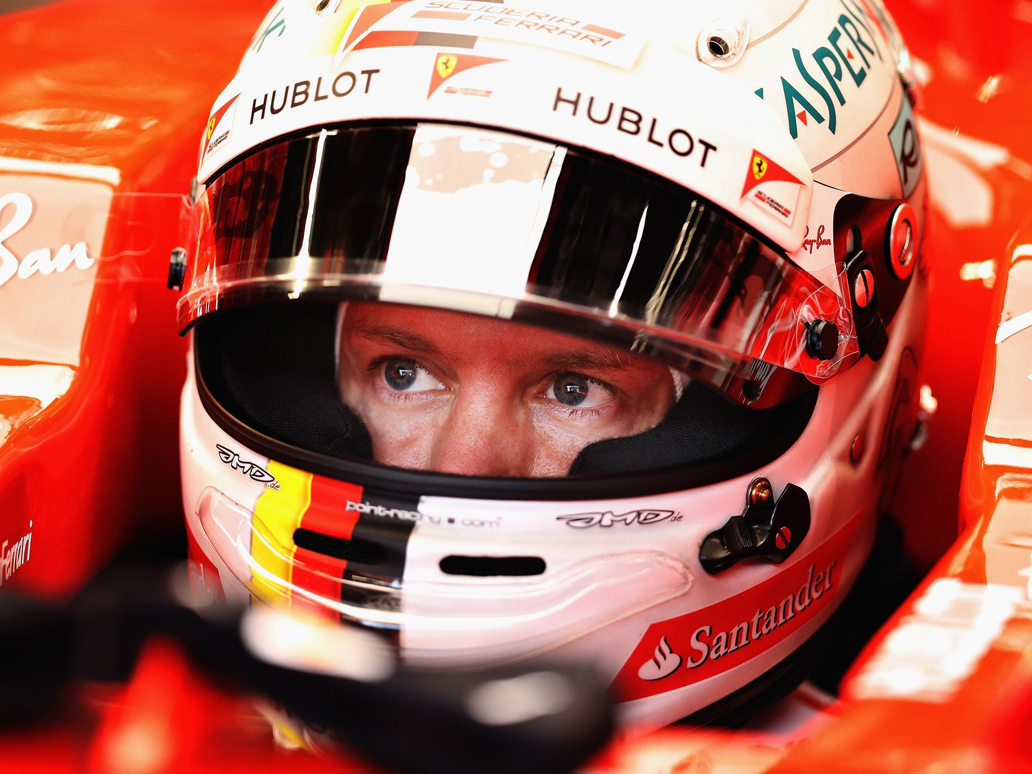 Sebastian vettel ends mercedes speculation with new three year contract at ferrari the independent