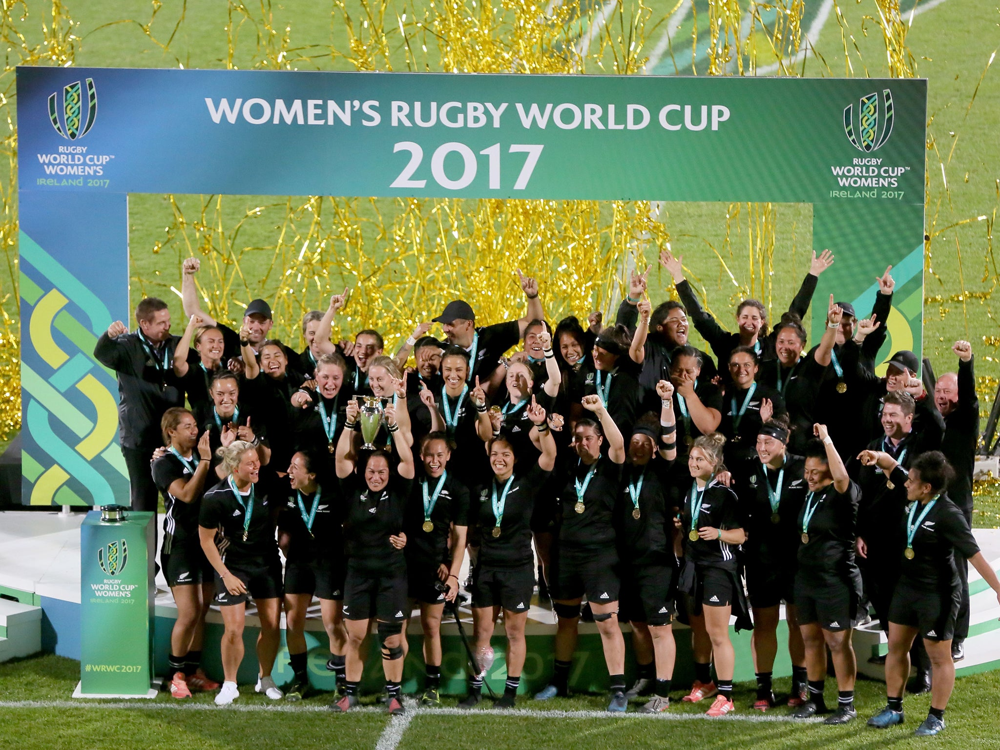 England Collapse Against New Zealand To Suffer Women S Rugby World Cup Heartbreak The Independent The Independent