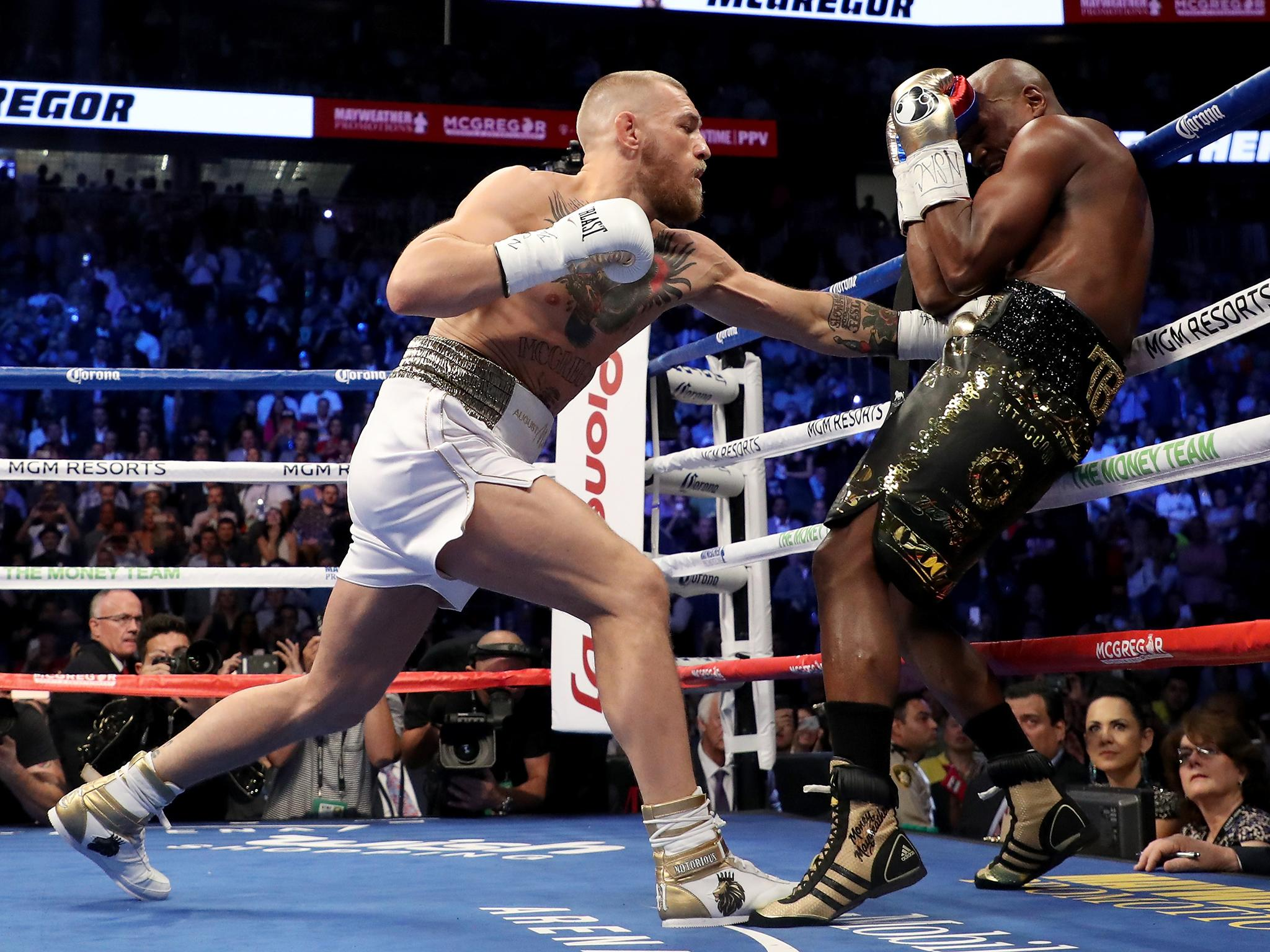 Paddy Power Conor Mcgregor Vs Mayweather
