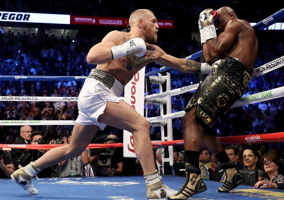 """Kết quả hình ảnh cho mcgregor boxing"""""""