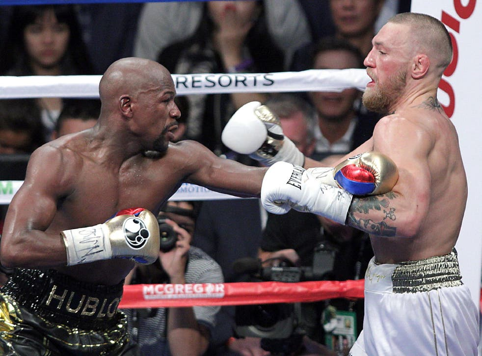 Despite thousands flocking to Las Vegas for the fight, high prices meant that organisers were unable to sell out the 20,000-seat aren