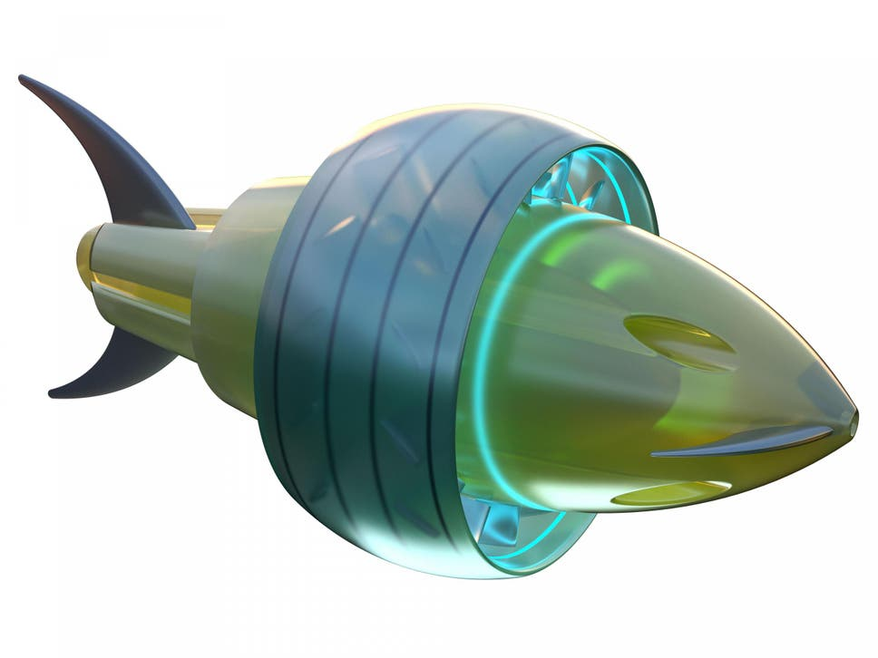 Self Driving Eel Submarines And Fish Torpedoes Among Futuristic