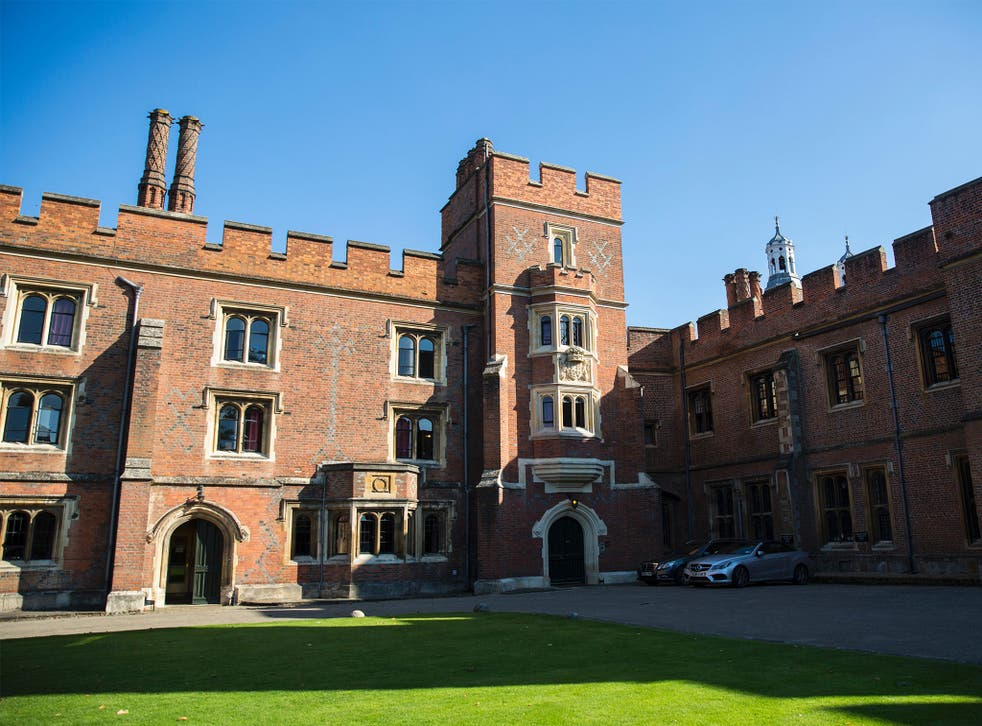 Mo Tanweer, deputy headmaster of Eton College (pictured) has reportedly left the £37,000 per year boarding school following claims he circulated exam questions