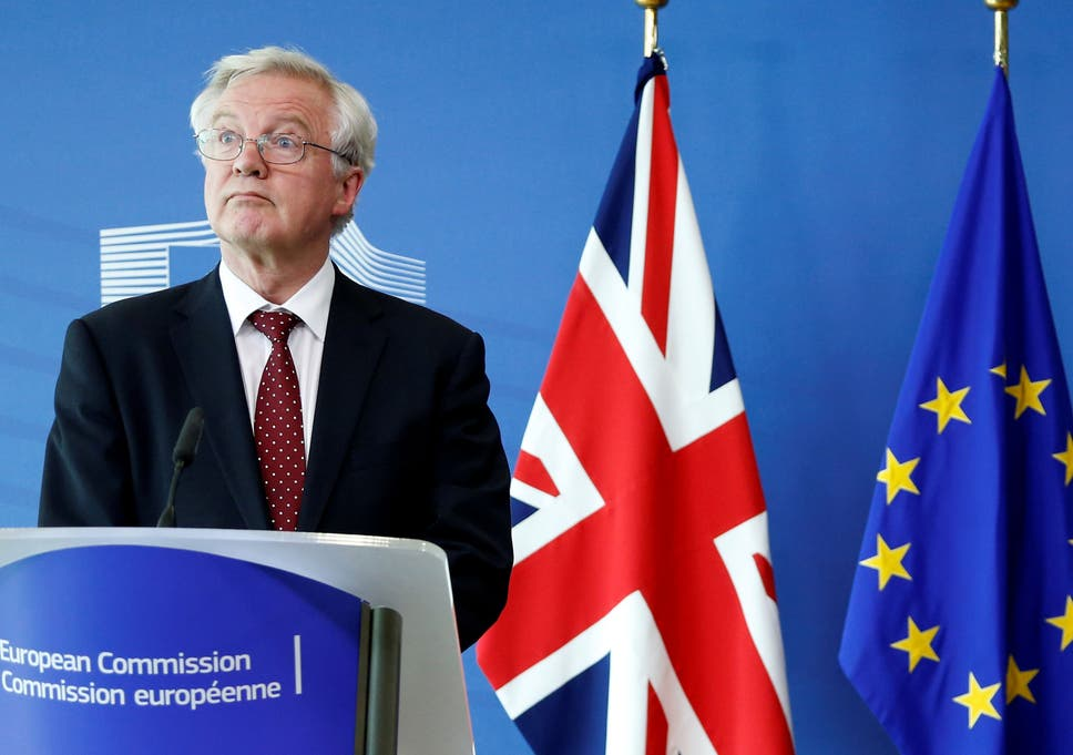 Brexit department: More than 20% of civil servants working for David